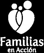 Logo for Familias en Acción